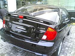 Automotive Magazine Hyundai Avega New Car Series Pictures
