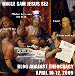 <b>Blog Against Theocracy</b>