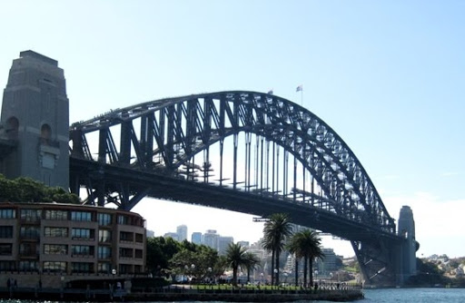 Sydney Harbour Bridge @ friendinfashion