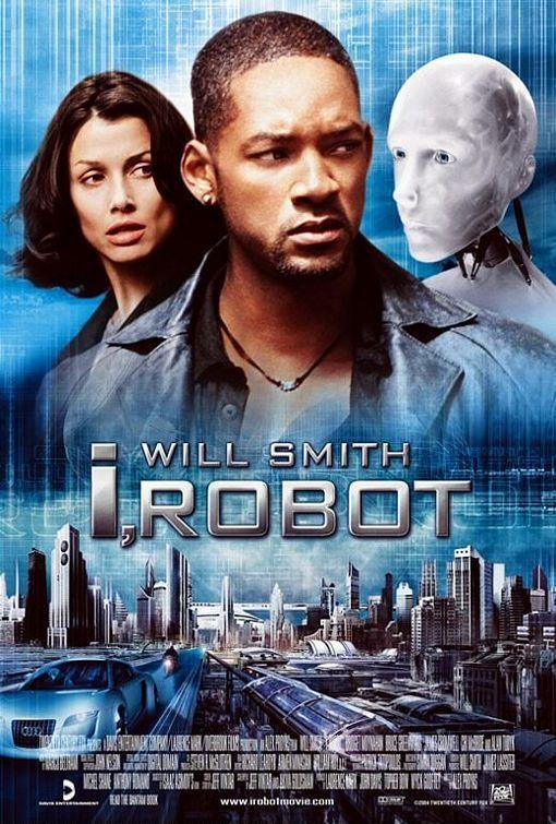 vida y ocio de un friki d quot yo robot quot