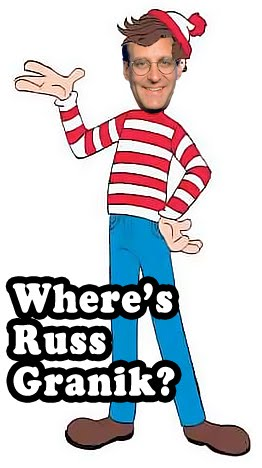Where's Russ Granik?