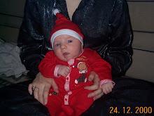 Logan's First Christmas