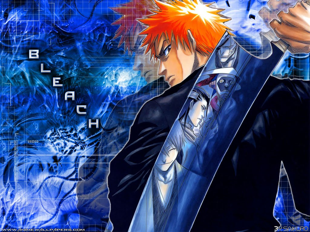 Wallpapers Bleach!!! Bleach_Wallpaper_1024_768