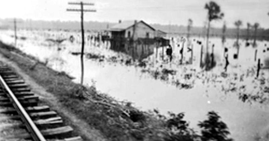 1927 Mississippi Flood