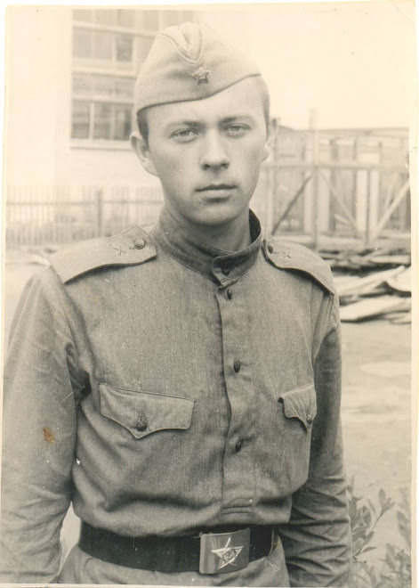 I was in the Soviet army in 1967 Kubinka-Narofominsk