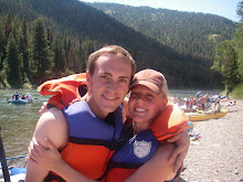 Summer rafting trip