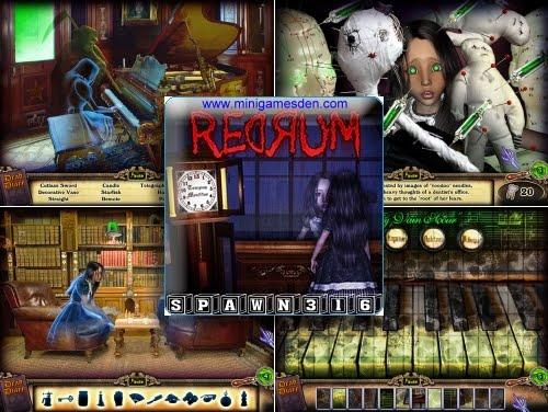 Mini Games Den Redrum