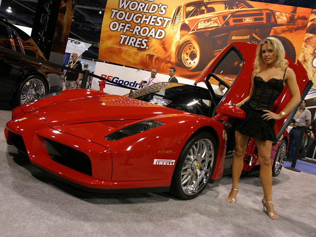 Ferrari Sport Cars Enzo Ferrari