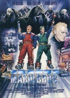 Super Mario Bros o filme  (dublado) Mariobrosofilme