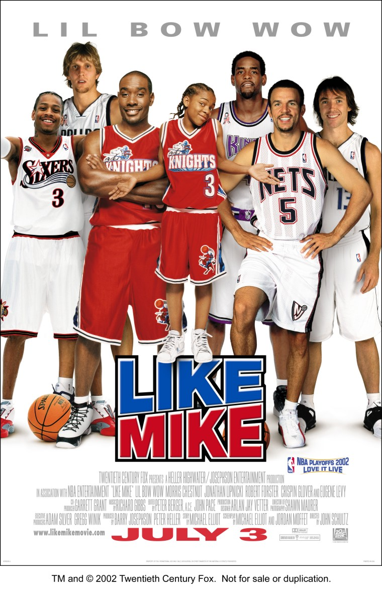 Basketball you can learn the rules from this cartoon another movie