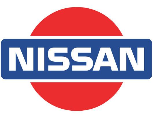 Older Style Nissan Logo.