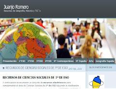 Recursos electrónicos relacionados con la Geografía, la Historia y las Nuevas Tecnologías.