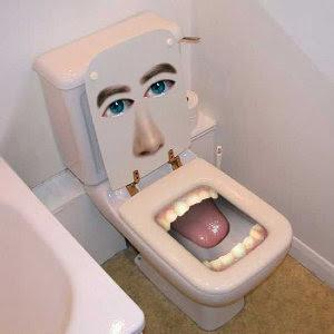 toilet - Gusto kag kasilyas nga ingon ani? - Weird and Extreme