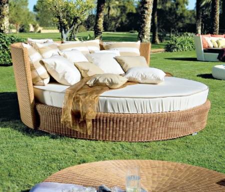 Venta de muebles en mimbre y rattan - Muebles de mimbre para jardin ...