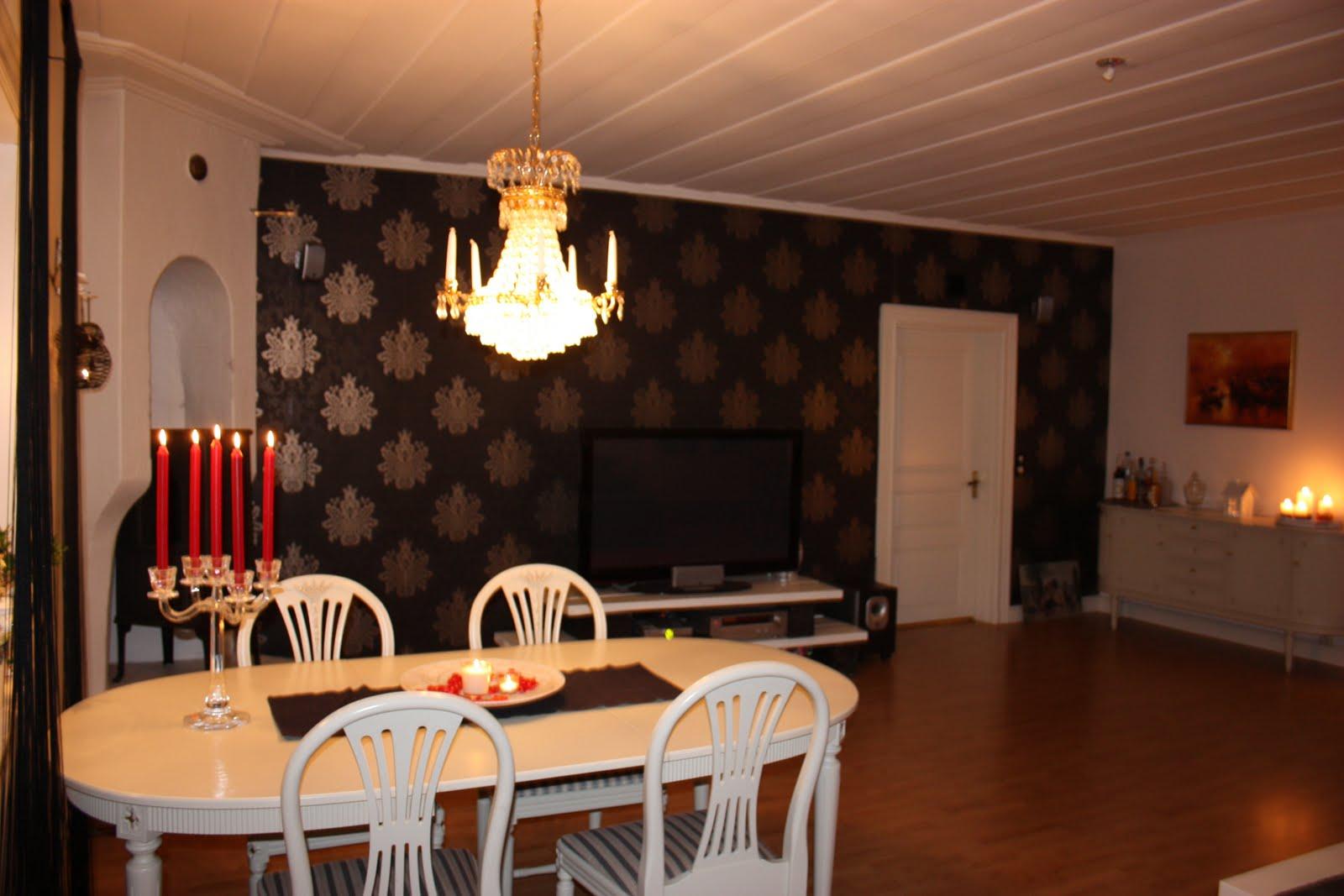 Tolis inredning: ett vardagsrum med många byten!