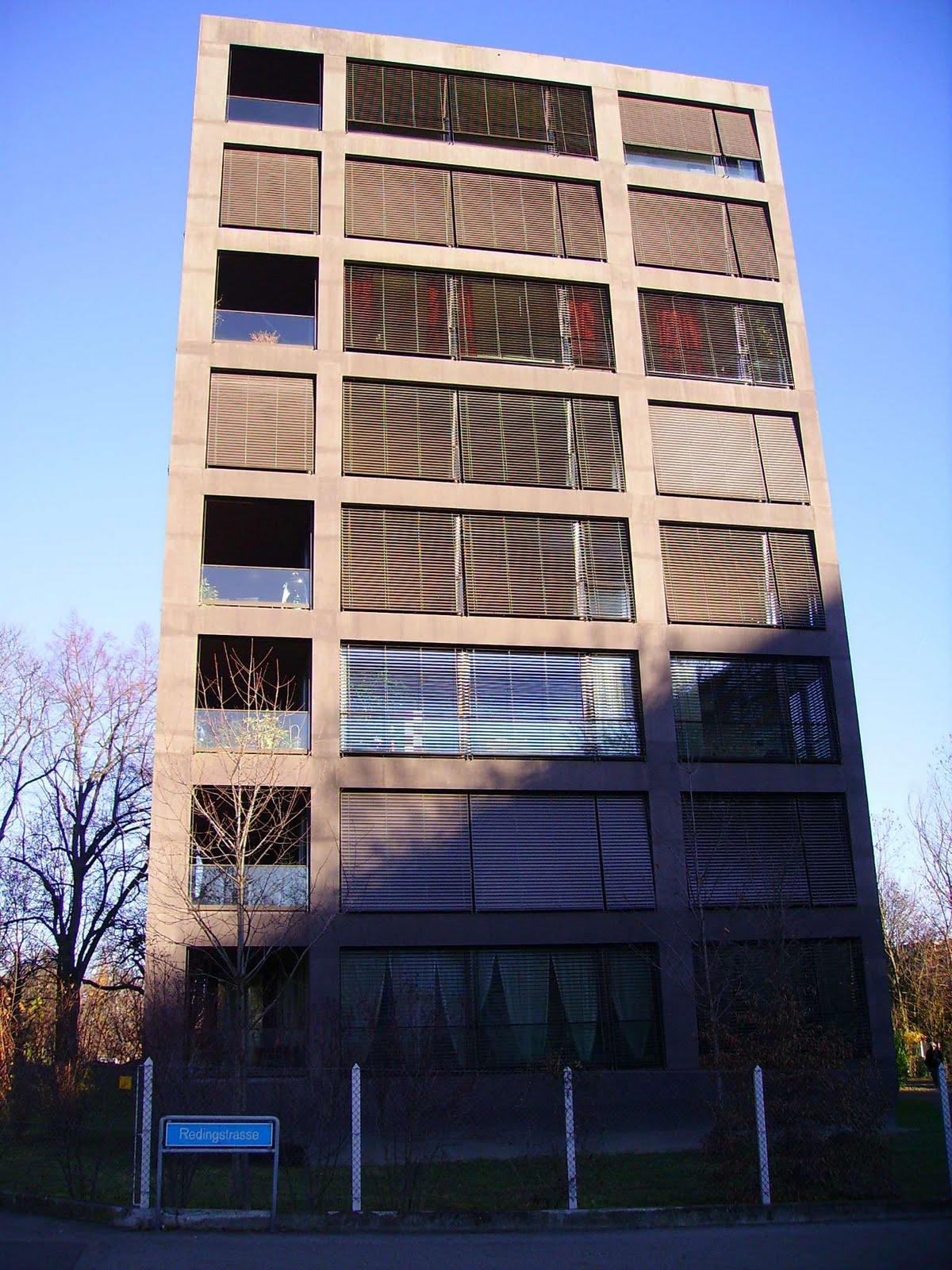 Fotos de arquitectura moderna e contemporanea housing for Arquitectura moderna