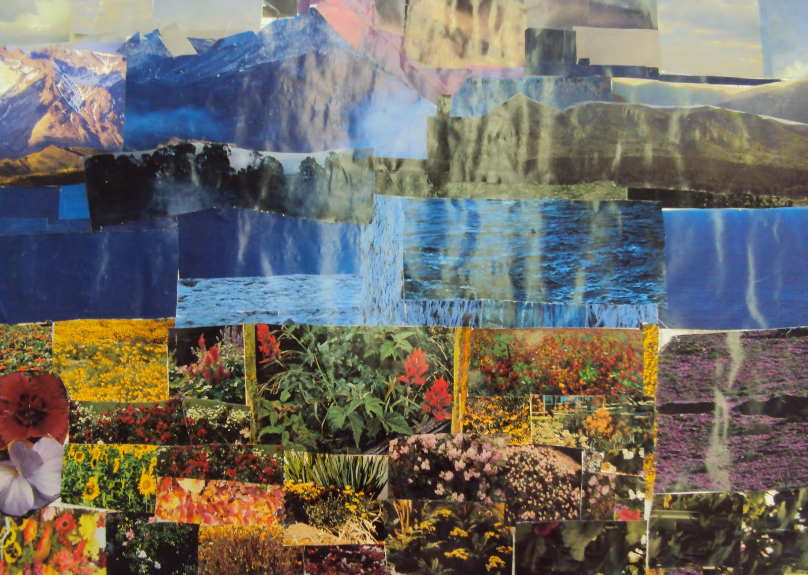 art 1  landscape collage