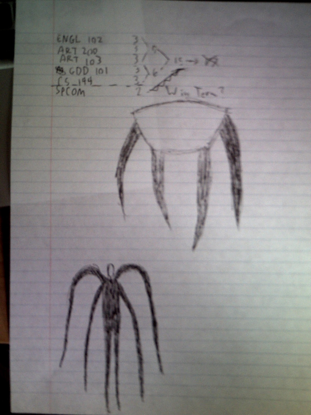 Slender Man Game All 8 Notes | www.imgkid.com - The Image ...