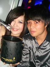 Me and Lee Zen
