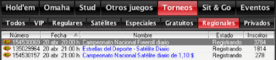 PokerStars LaSexta