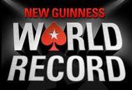 Record Guiness en poker online