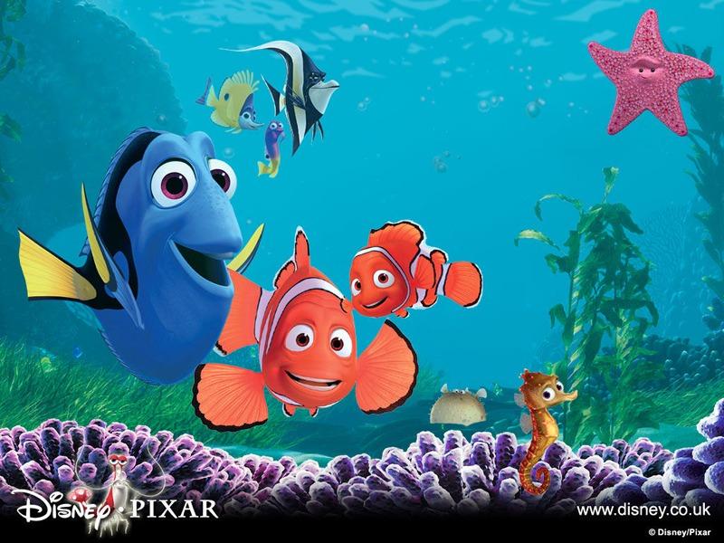 Finding Nemo Wallpaper Desktop