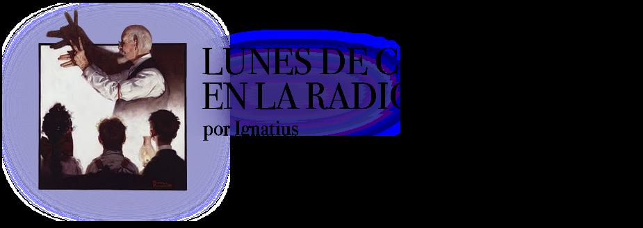LUNES DE CINE CON IGNATIUS