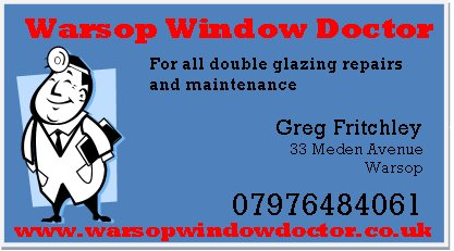 Warsop Window Doctor