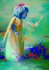Un angel... un estel...