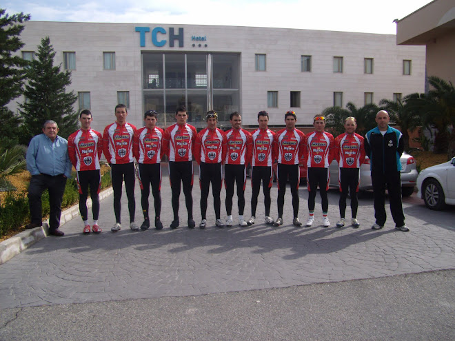 Inverse Murcia elite and U-23 in 2010