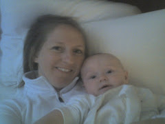 Cuddling with Mommy!