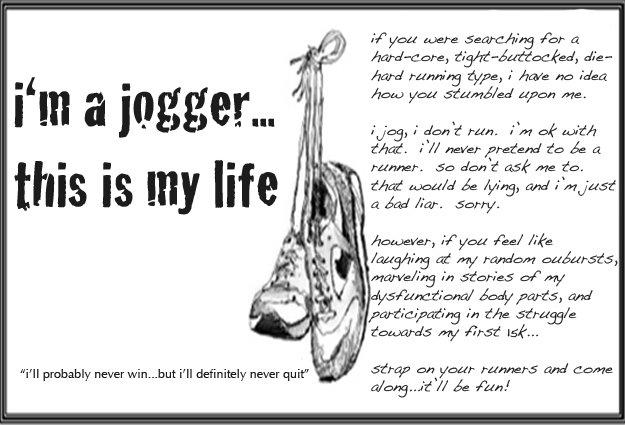 Jogger's Life