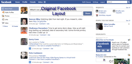 how to get to your old newsfeed on facebook