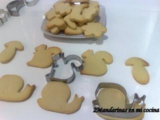 Mis primeras galletas de glasa (agosto 2009)