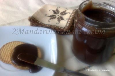 Leche, cacao, avellanas y azúcar... nocilla!!!