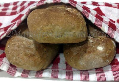 Pan multicereales con semillas de HARIMSA