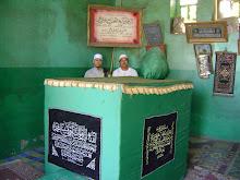 Makam Imam Wakie' (guru Imam as-Syafi'e)