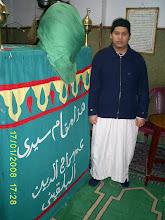 Makam Syeikh Umar Sirajuddin al-Bulqini