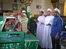 Makam Saidina Abu Darda' Radhiallahu 'anhu