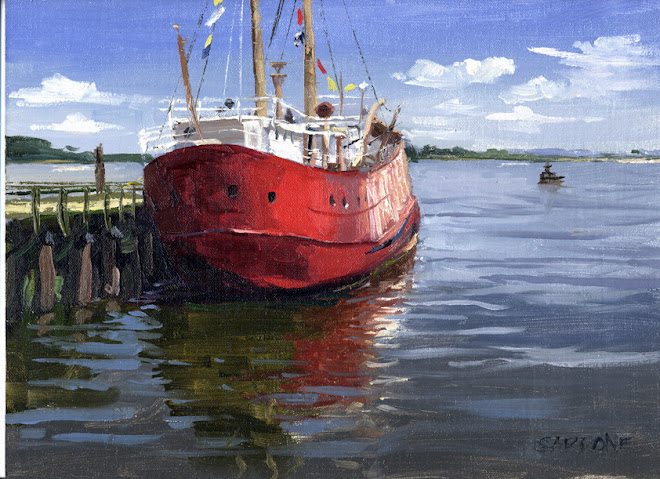 """Lightship Nantucket"" Oyster Bay, NY"