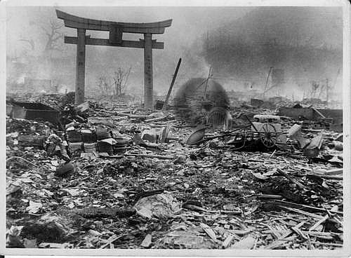 nagasaki singles Surely 70 years is long enough for us to put to rest the tired canard of the atomic bombings on japan being the lesser of the two evils, and recognise the true gravity of this crime against humanity.