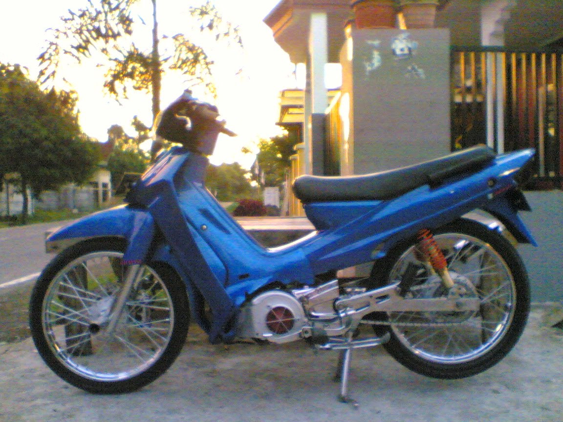 f1zr modifikasi