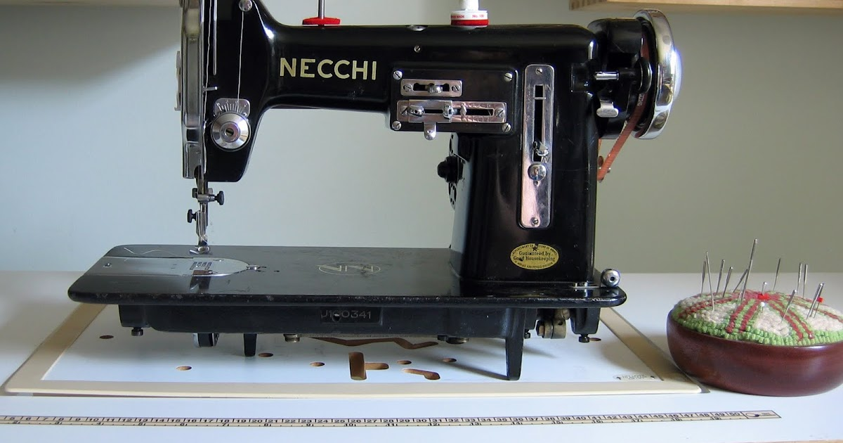 A Sewing Life Necchi BU Review Beauteous Necchi Bf Mira Sewing Machine