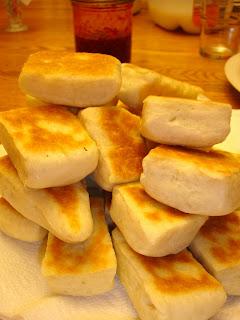 French Bread Scones