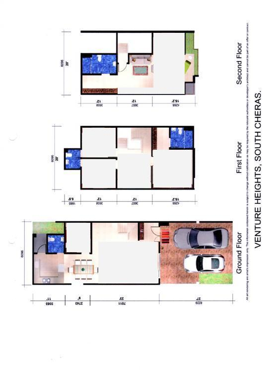 Security guard house floor plan providence iloilo by for Guard house design layout