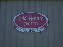 Don't forget Round Top in Oct.