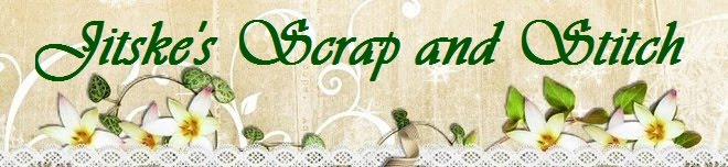 Jitske's Scrap and Stitch