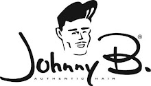AUTHORIZED RETAILER OF JOHNNY B HAIR CARE