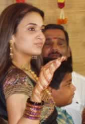Rajinikanth's daughter Soundarya