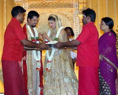 Ramba wedding reception photos